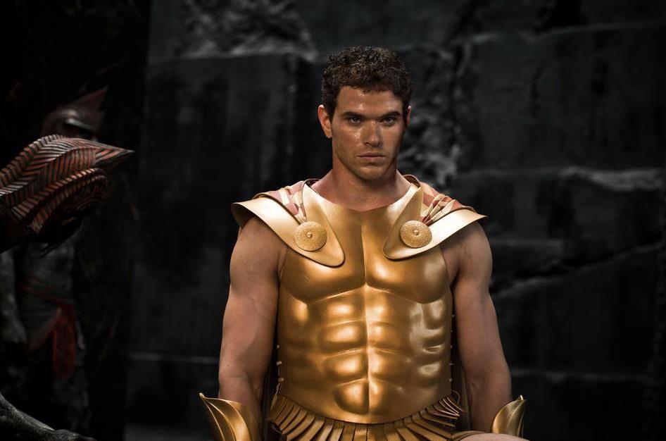 Immortals Movie Zeus