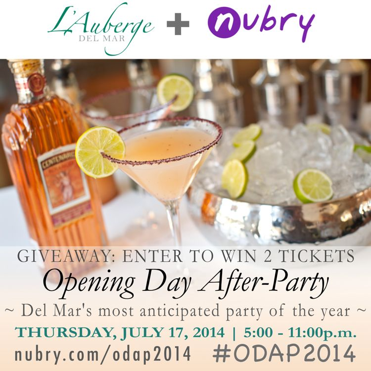 Giveaway: Win Tickets To Opening Day 2014 After Party At L'Auberge Hotel