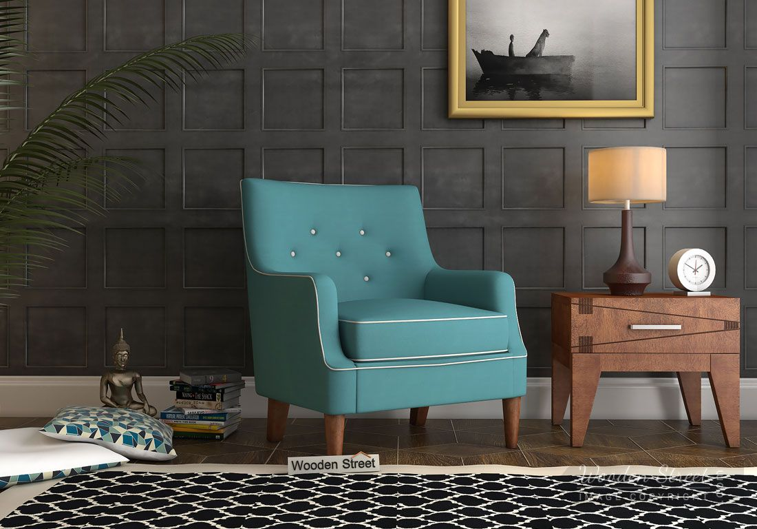 Wonderful Accent Chairs Online In India Only At Wooden Street With