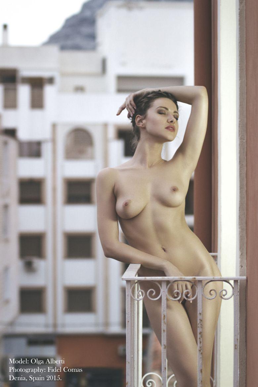 Olga alberti nude