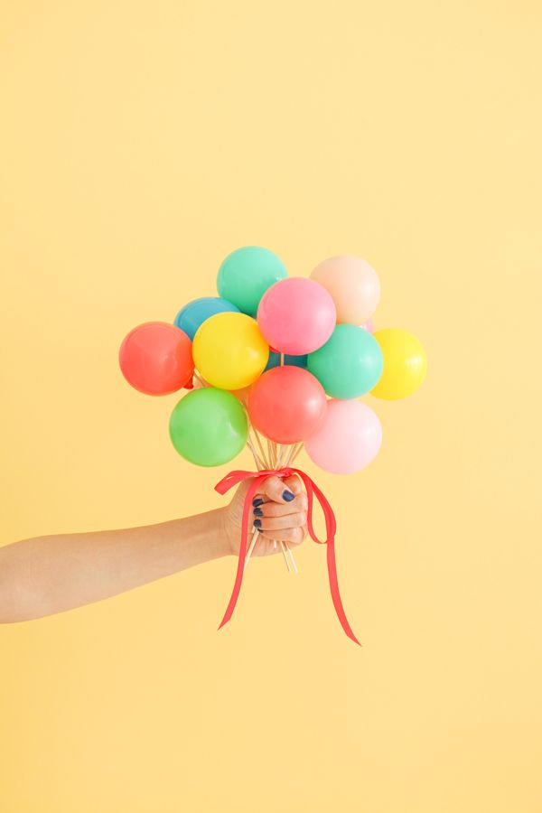 Drink Stirrers 3 Ways Things To Do With Balloons Mini
