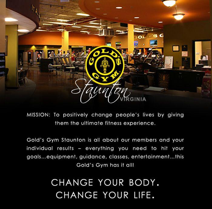 Gold S Gym Is Located At 90 Lee Jackson Highway Suite 1250 In Staunton Va Kline May Realty 1962 Evelyn Byrd Avenue Harrisonburg Va Golds Gym Gym Staunton