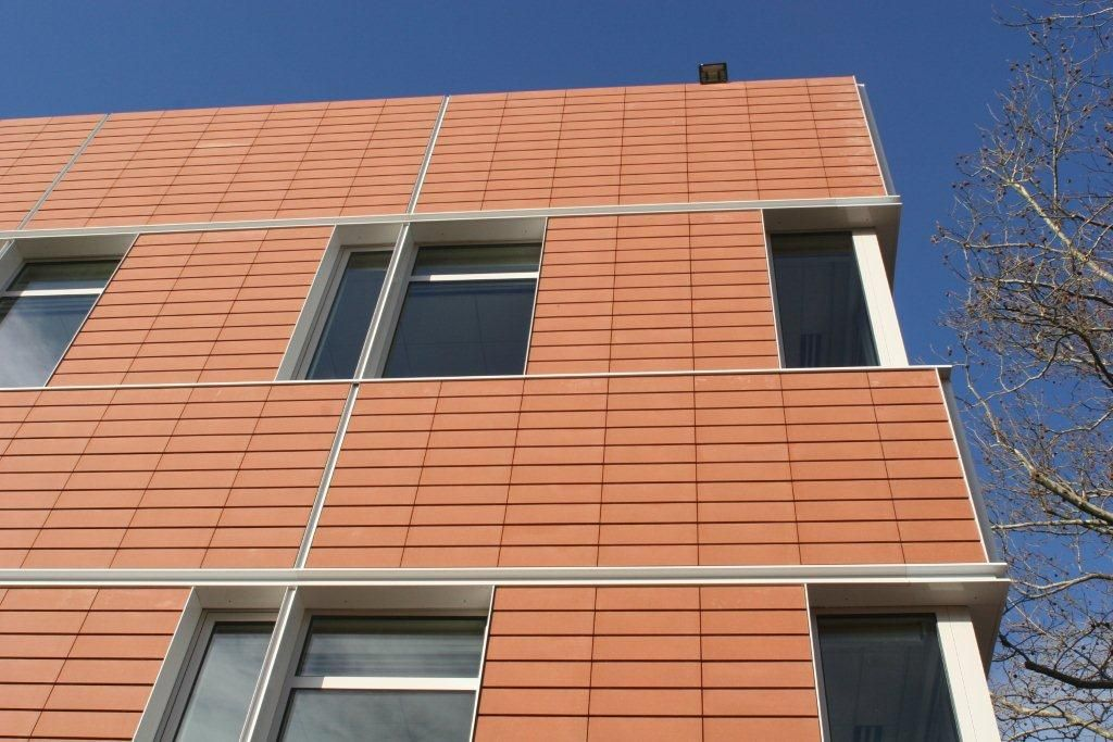 Terracotta Rainscreen Cladding : Terracotta rainscreen google search facade