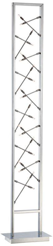 Possini Euro Design Alida Light Trellis Floor Lamp - EuroStyleLighting.com