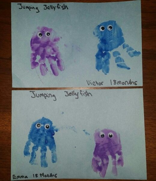Jumping Jellyfish