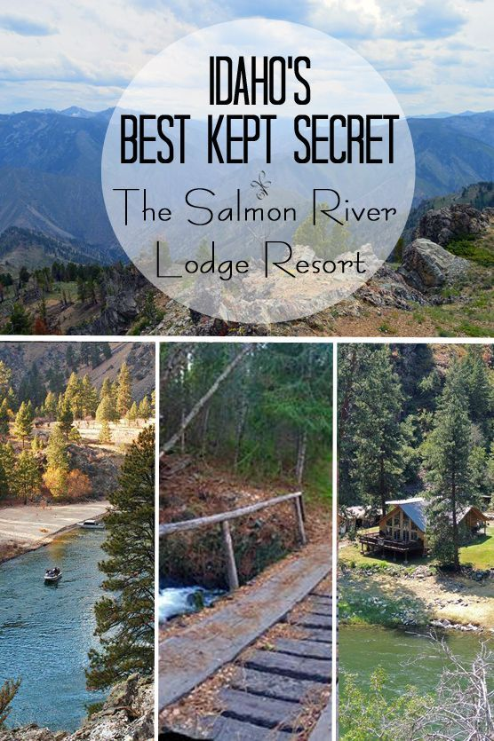 This Hidden Resort In Idaho Is The Perfect Place To Get Away From It All Idaho Vacation Idaho Travel Idaho Adventure