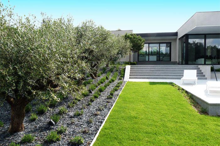 Maison pour un paysagiste - James Bansac Architectes | EXTERIEUR ...