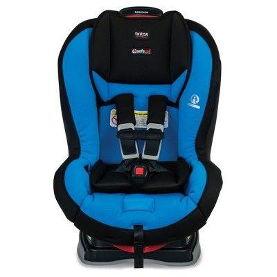 Britax Marathon Wave >> Britax Marathon Convertible Car Seat Azul Ocean Wave Blue