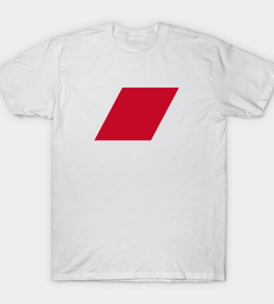 The design comes via NeuLiveryon the TeePublic platform.That this is TeePublic means the design can be had on a range of colors and styles of apparel, in addition to mugs and laptop bags and more.    <em>-Bill@ChoiceGear</em>