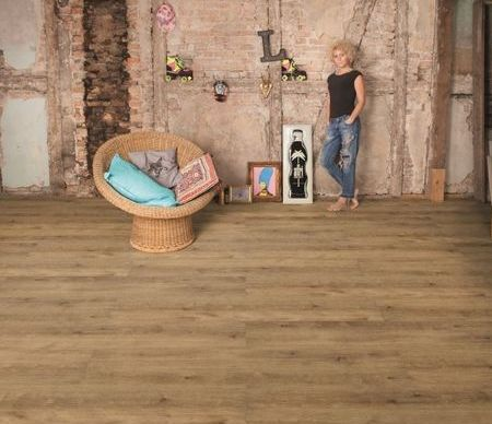 wineo 800 wood xl lame pvc clipsable corn rustic oak. Black Bedroom Furniture Sets. Home Design Ideas