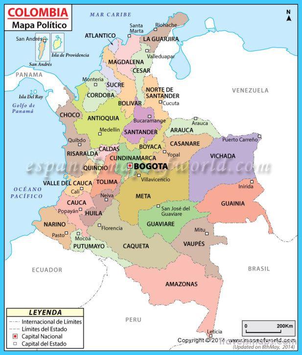 Kolumbien buscando novio
