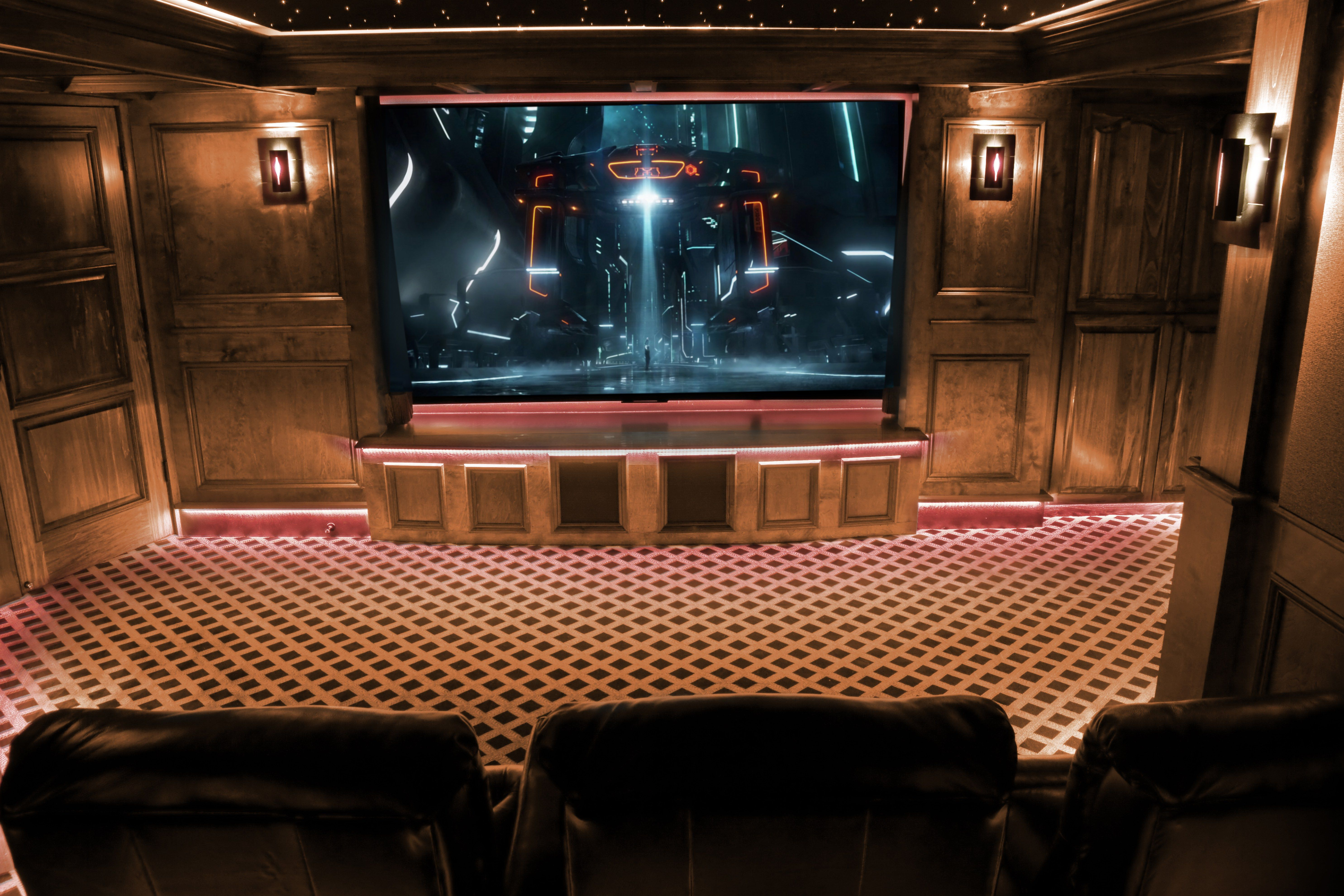 Pin by Integrated Smart Technologies on Tron Home Theater ...