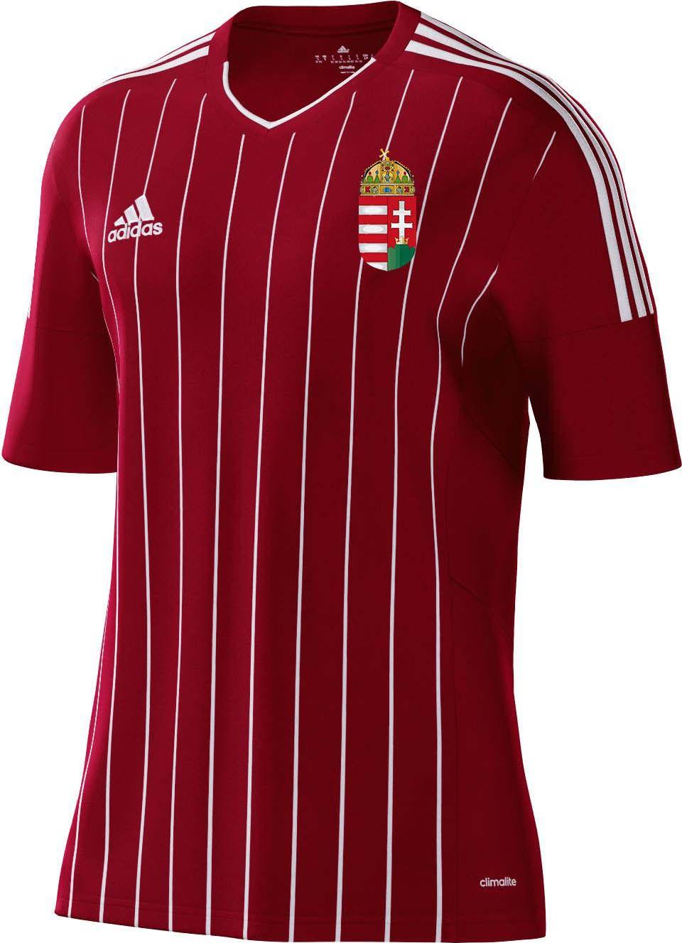 Torcedores escolhem os novos uniformes da Hungria - Show de Camisas ... ba78237353cc2