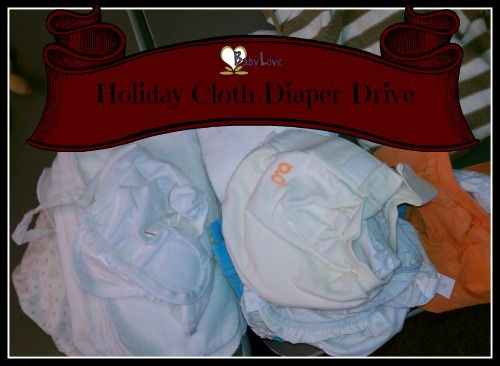 Got extra cloth diapers? Here is a collection drive for them in Minneapolis-St. Paul.