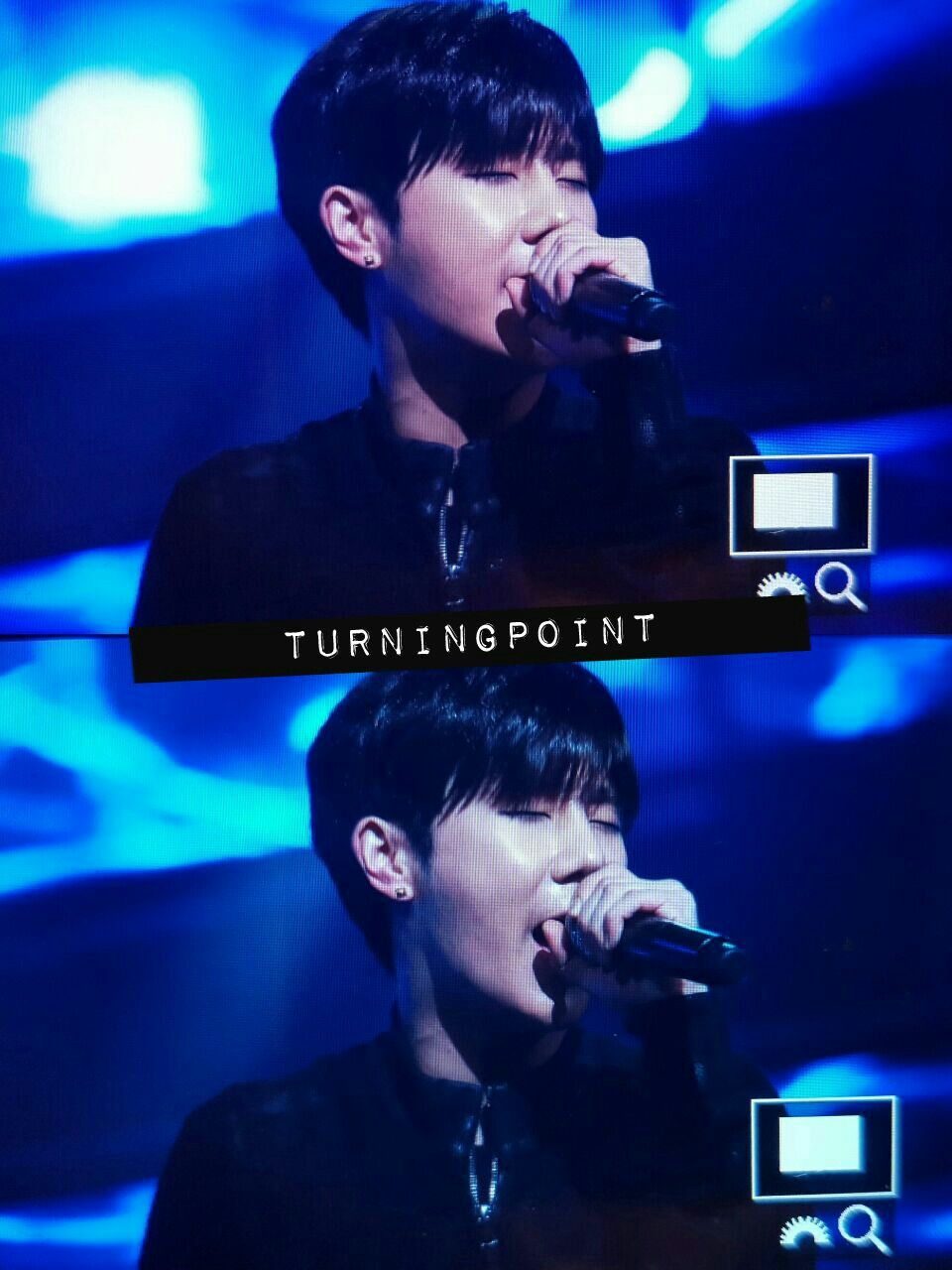 20160929 MCountdown #INFINITE #TheEye #SungKyu