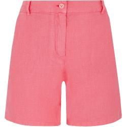 Photo of Damen Ready to Wear – Bermudashort in tinta unita per Damen – Bermuda – Leslie – Rosa – M – Vileb