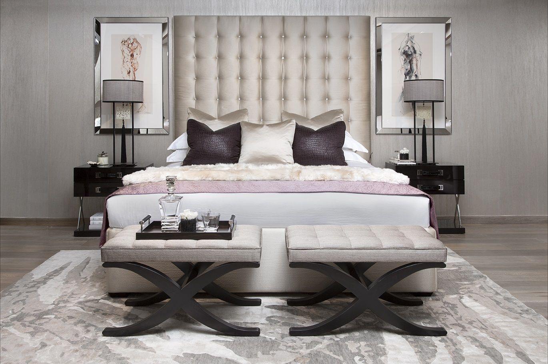 Luxury Bedroom Decor  Wohnen schlafen  Pinterest  Heim Wohnen