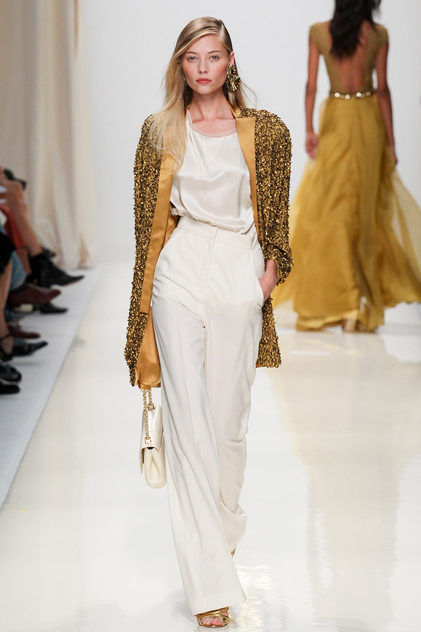 8563b4adc5f2 Valentin Yudashkin Spring 2014 Ready-to-Wear - Collection - Gallery ...