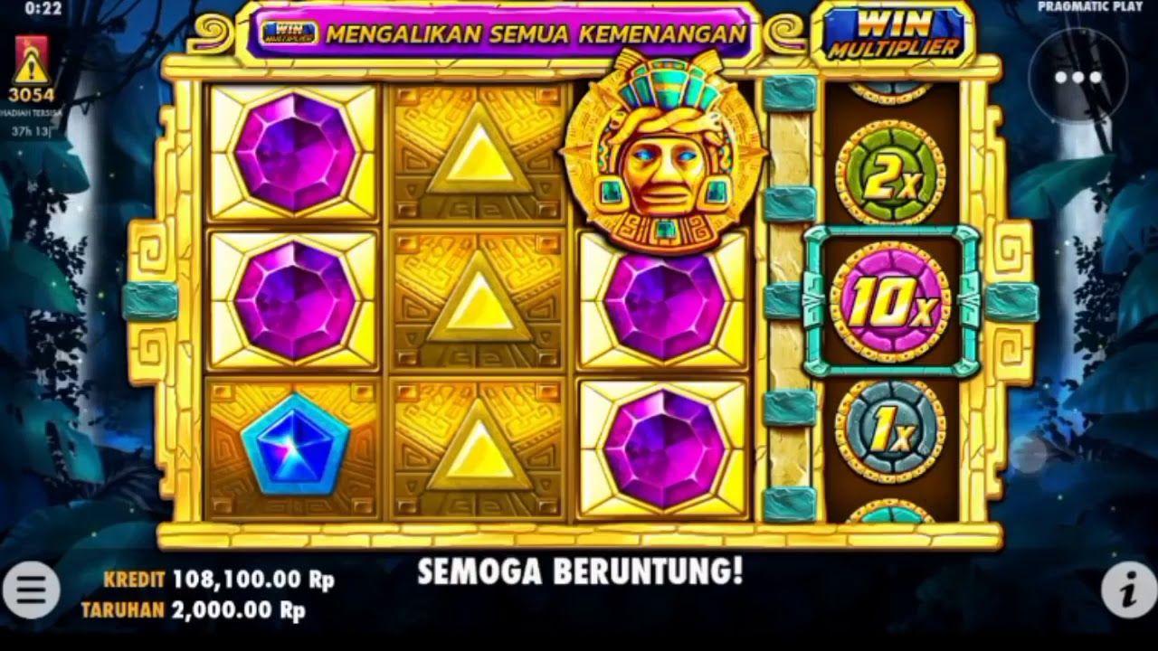 Megabandar Trik Menang Mudah Main Aztec Gemz Pragmatic Play Slot Online Free Online Slots Slot