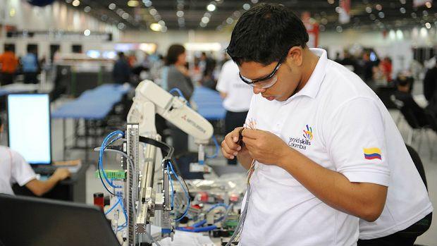 São Paulo vai sediar competição mundial de ensino técnico - Educação - Notícia - VEJA.com