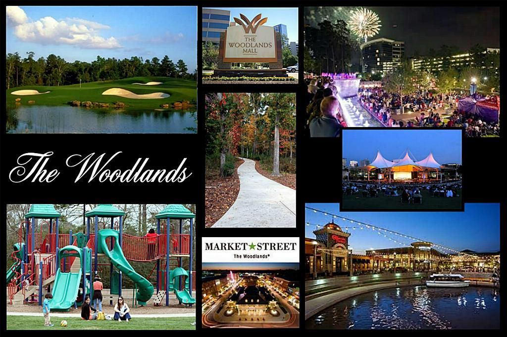 810 Mesquite Dr Magnolia Tx 77354 The Woodlands Mall Woodlands Woodland