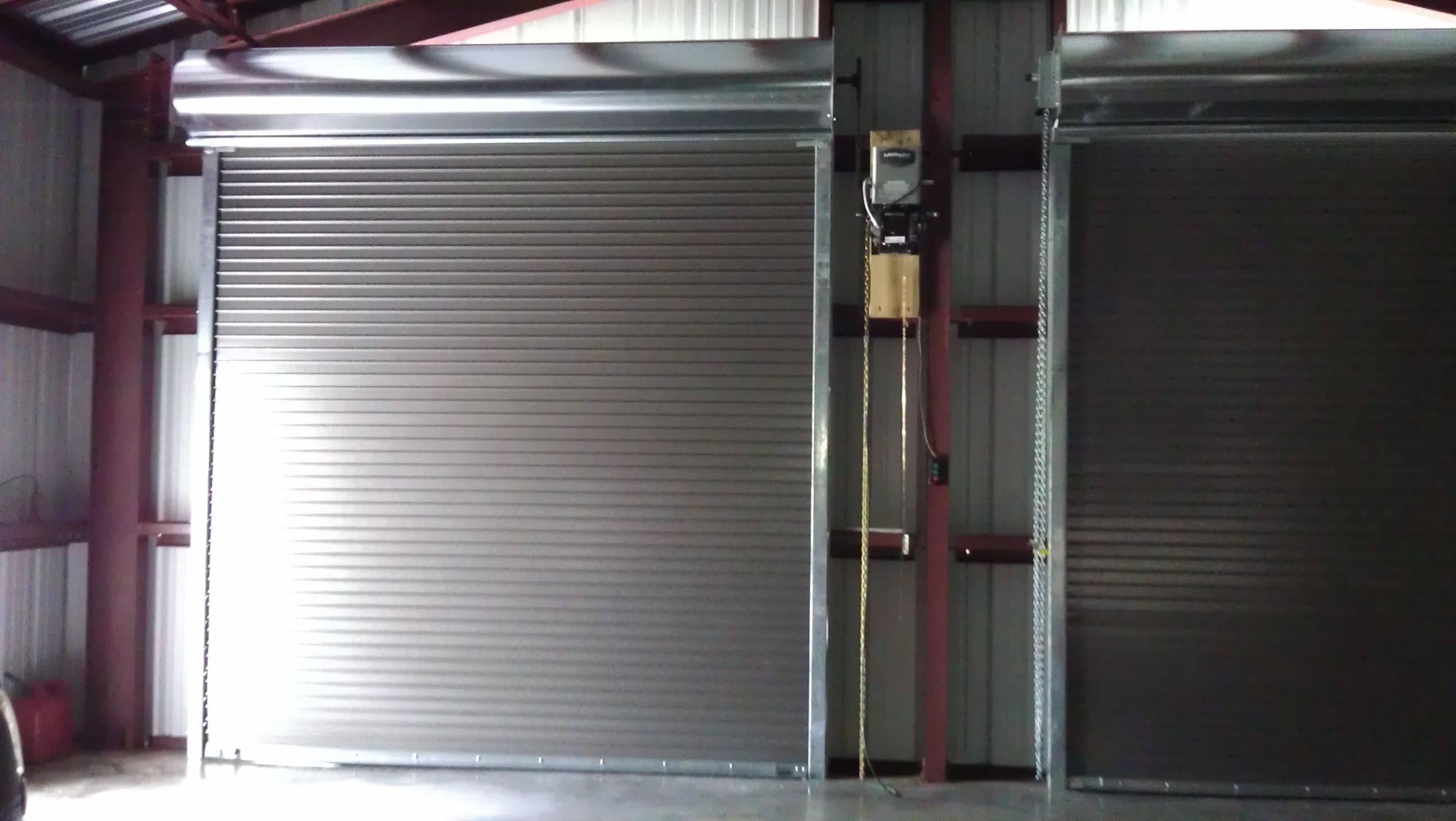 Stainless Steel Roll Up Garage Door Installation Commercial Garage Doors Door Repair