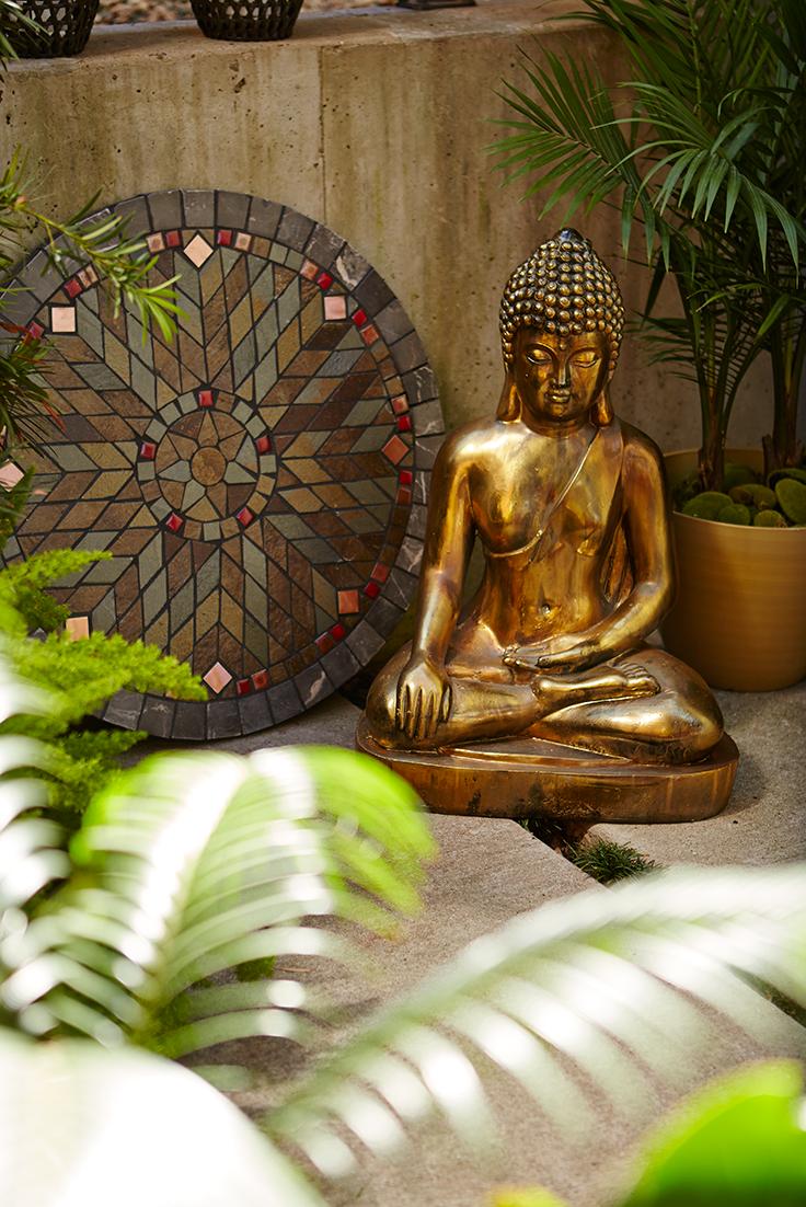 Golden Buddha | Secret Garden | Pinterest | Golden buddha, Cast ...
