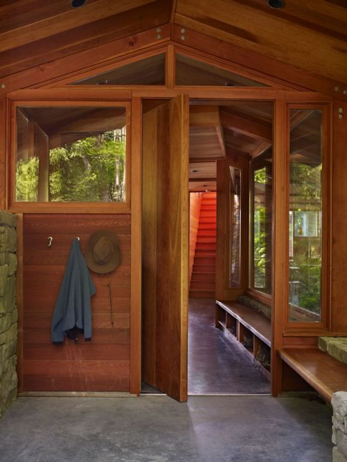 Weekend Cabin: Dabob Bay, Washington