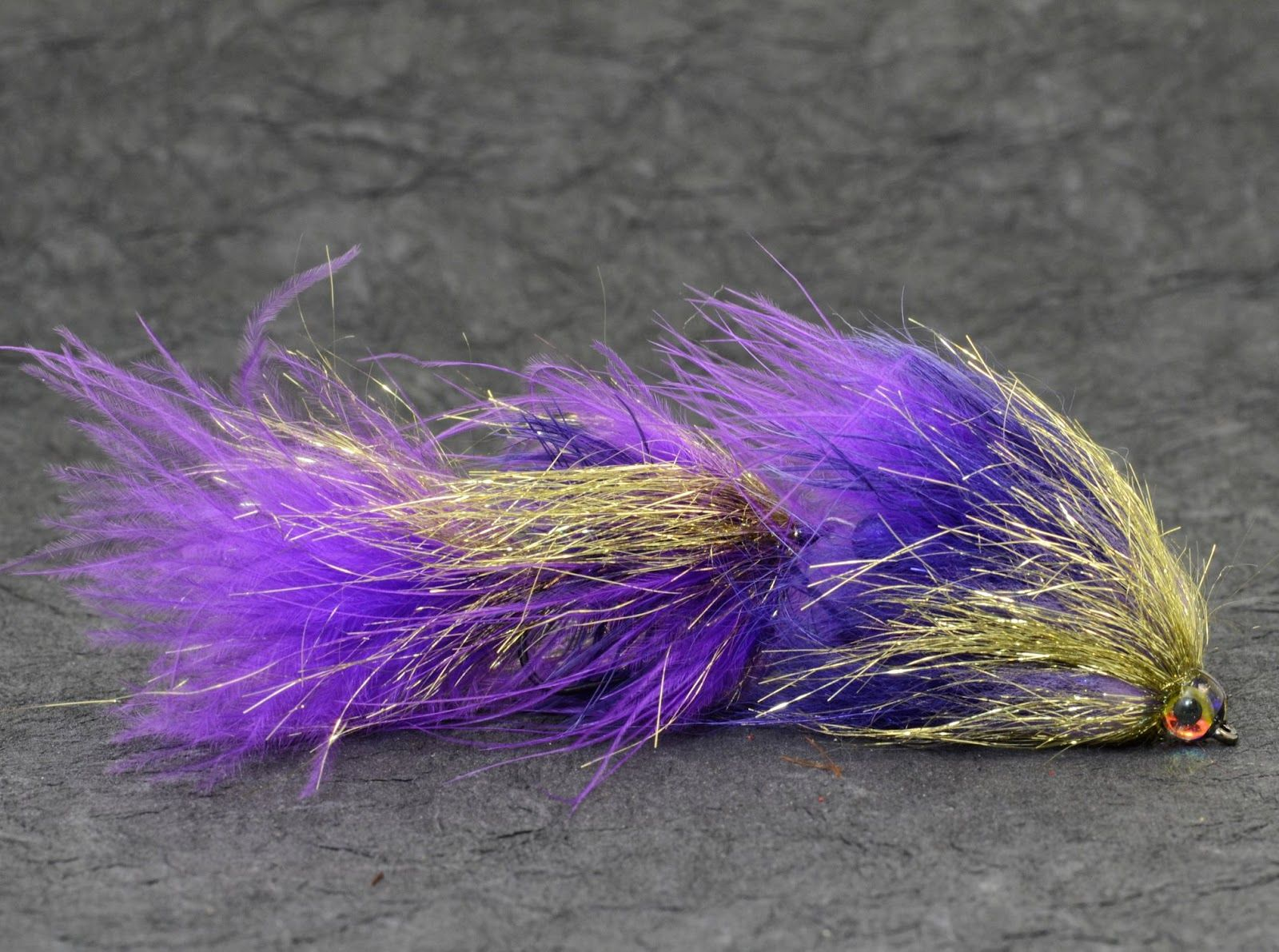 Fly Fish Food -- Fly Tying and Fly Fishing : Mongrel Meat 2 with step-by-step video