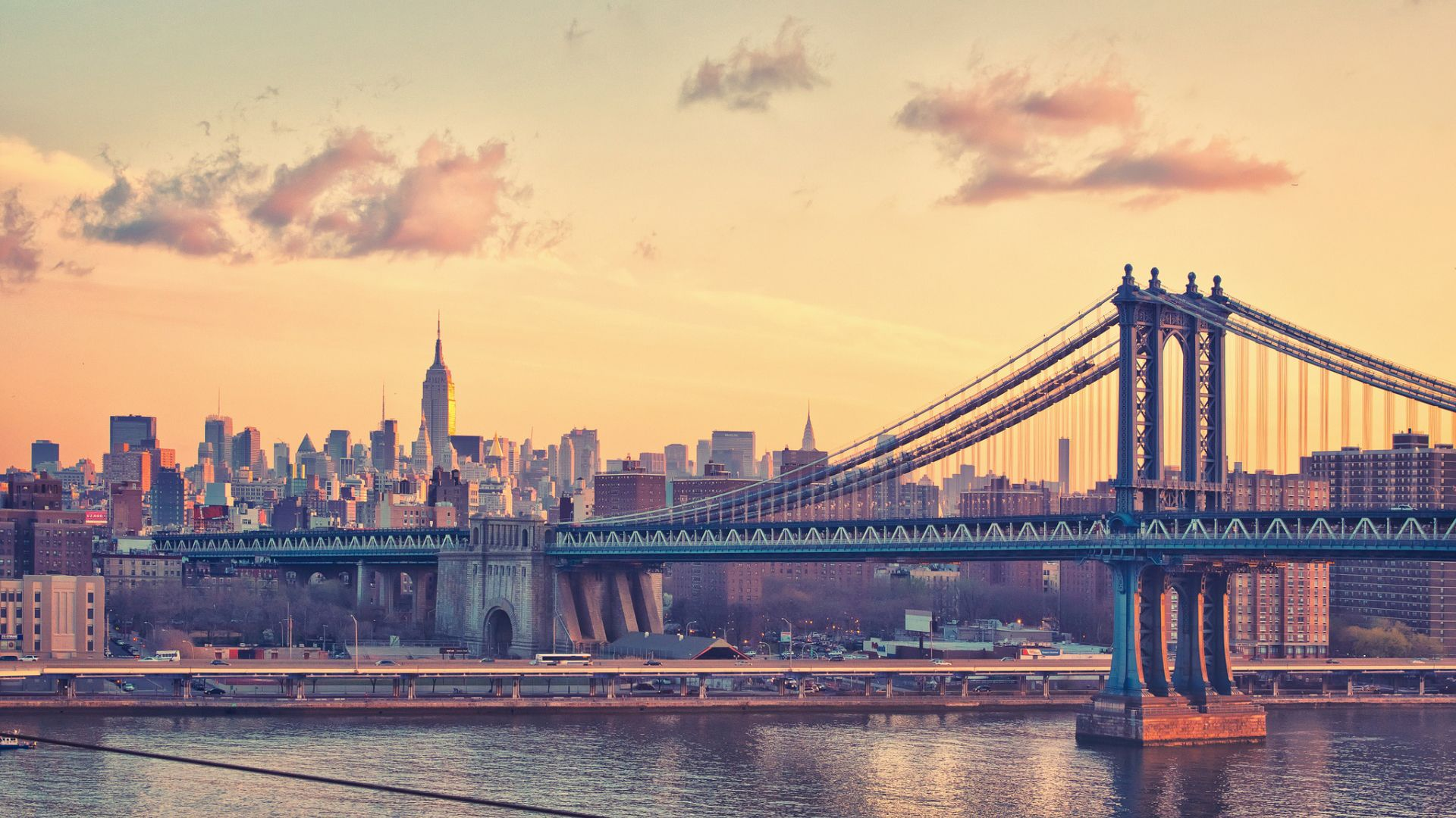 Brooklyn-bridge-in-the-soft-summer-sun.jpg (1920×1080 ...