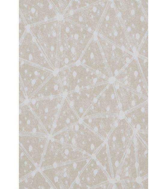 Nate Berkus Home Decor Fabric-Clestre Paramount Pearl Gray