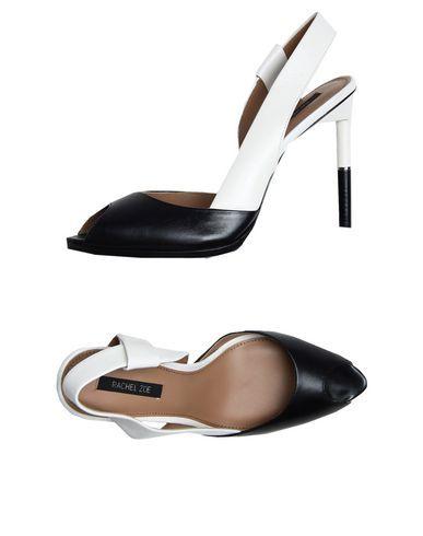 4659268ff4f4 RACHEL ZOE Women s Sandals Black 6 US