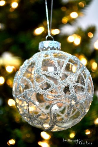 Diy christmas german glass glitter ornaments do it yourself today easy diy christmas ornament ideas german glass glitter baubles click pic for 30 holiday craft ideas ornaments ideas solutioingenieria Gallery