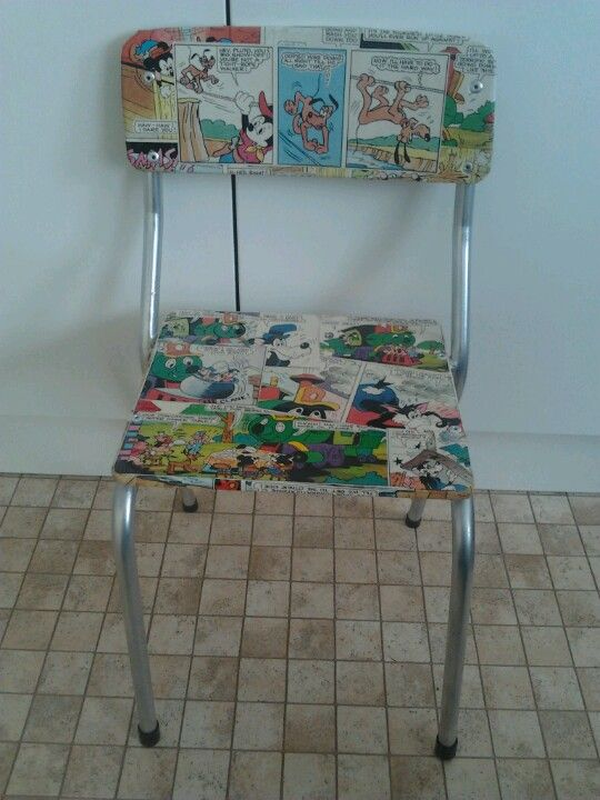 Deeday Afropuff upcycled chair | Furniture Ideas ...