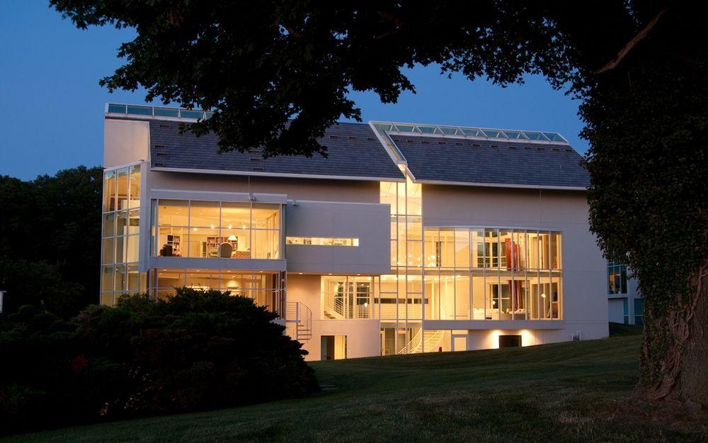 Blackstone House Bratenahl Cleveland Ohio Richard Fleischman Partners Architects