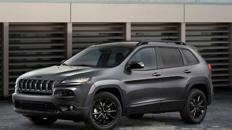 2016 Jeep Cherokee Gas Mileage Car Show