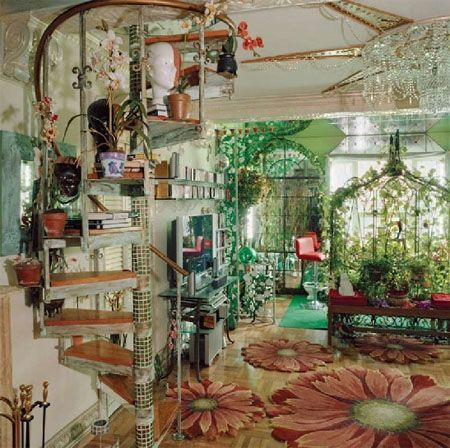 Luna Lovegood S House Google Search Hippie House Hippie Home