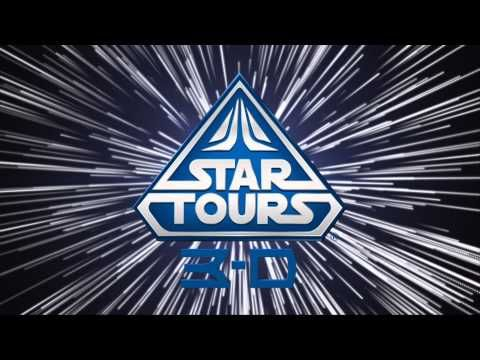 Star Tours - The Adventures Continue - Scenes, Characters