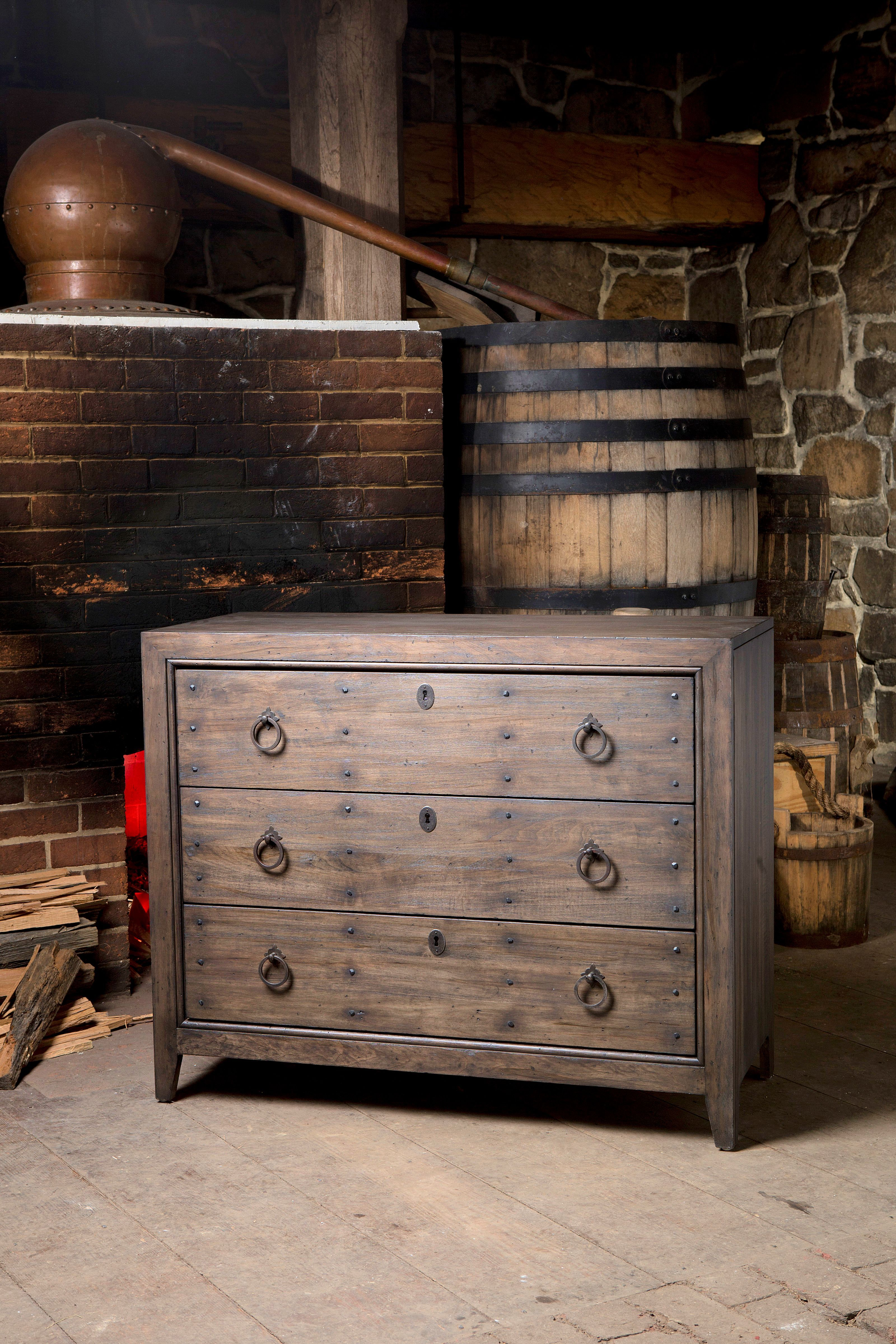 Durham Furniture Inc. THE DISTILLERY COLLECTION JOINS GEORGE ...