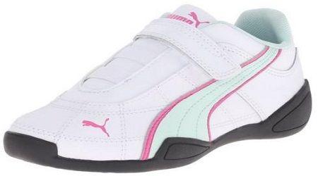 puma tune cat b 2 v kids sneaker  girls casual shoes