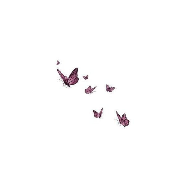 ღ Tumblr Transparents Liked On Polyvore Featuring Fillers Tumblr And Backgrounds Butterfly Tattoo Tumblr Transparents Small Tattoos