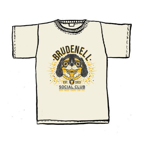 Image of Brudenell Charlie T-Shirt