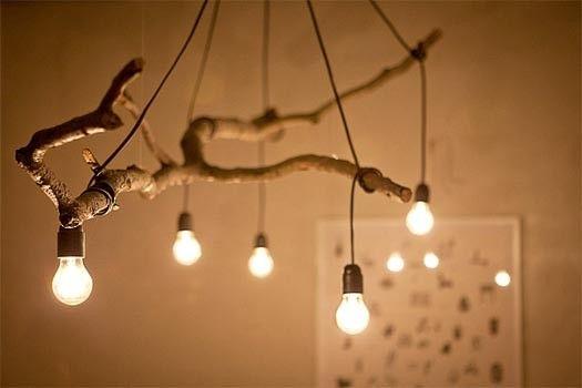 懐かしいのに新しい 裸電球を使ったインテリア Suvaco スバコ