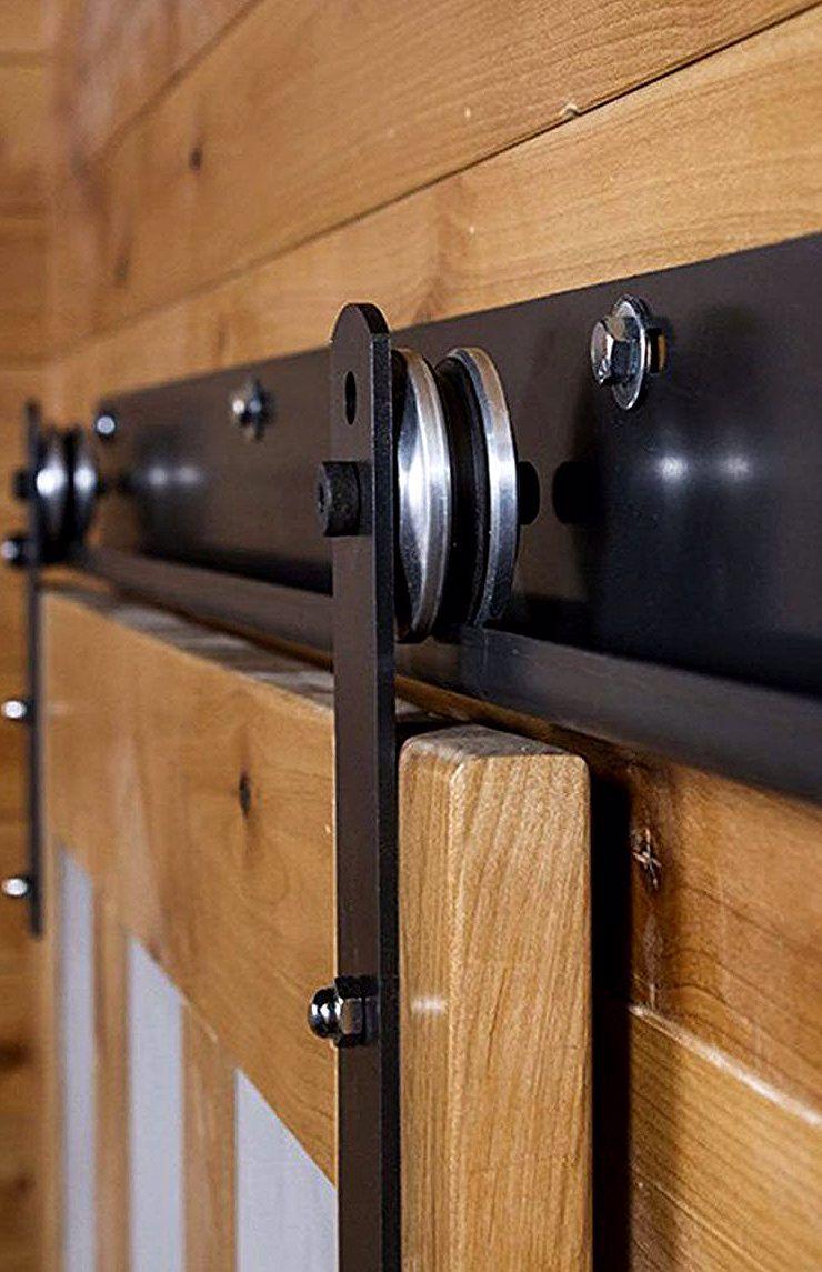 Warum Die Barn Door Hardware Ihre Beste Wahl Fur Schiebetur Ist Dekoration Ideen In 2020 Barn Door Hardware Sliding Barn Door Track Barn Doors Sliding