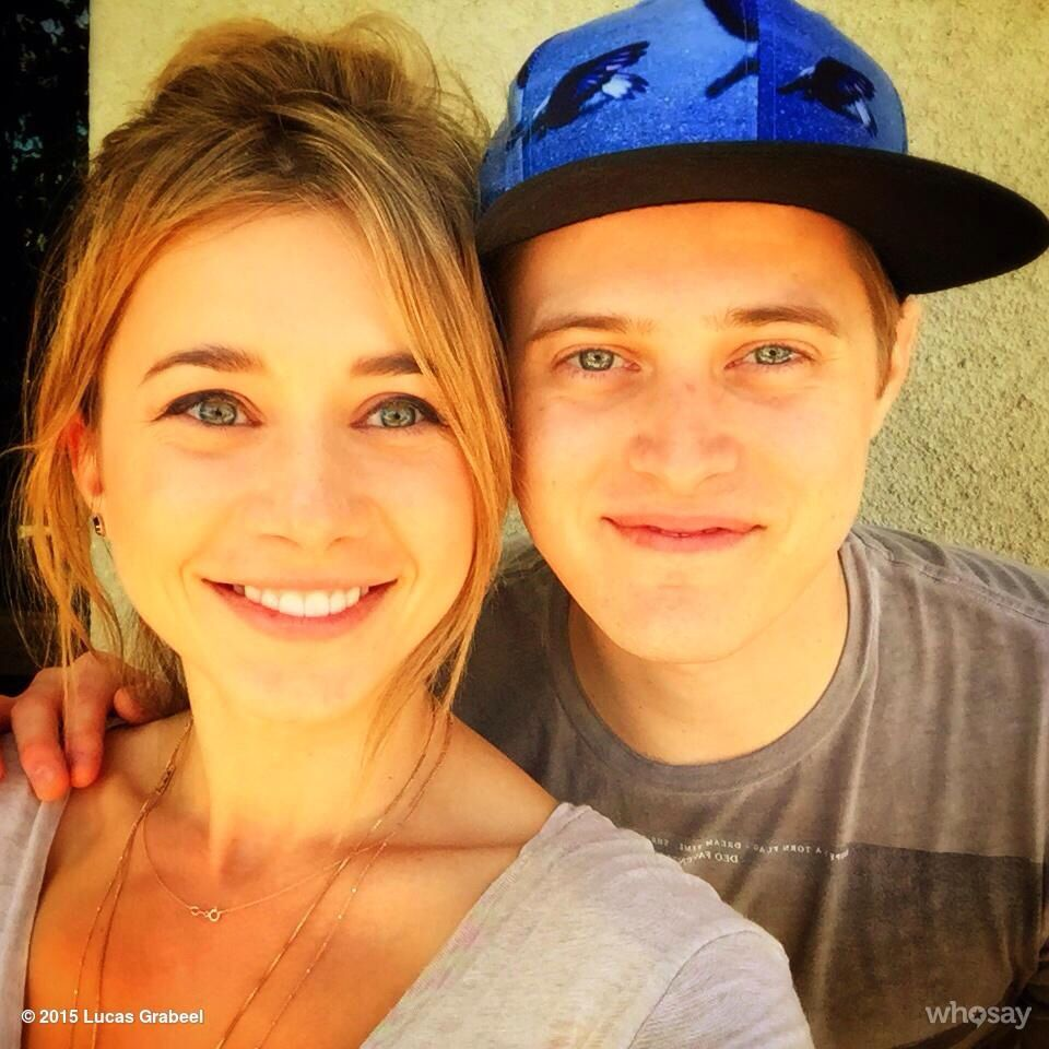 Lucas grabeel and olesya rulin dating