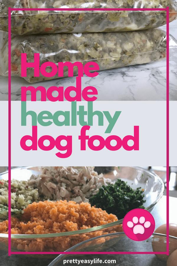 3 Easy Vet Approved Homemade Dog Food Recipes Dog Food Recipes Homemade Dog Food Recipe Healthy Dog Food Recipes Dog Food Recipes Raw Dog Food Recipes