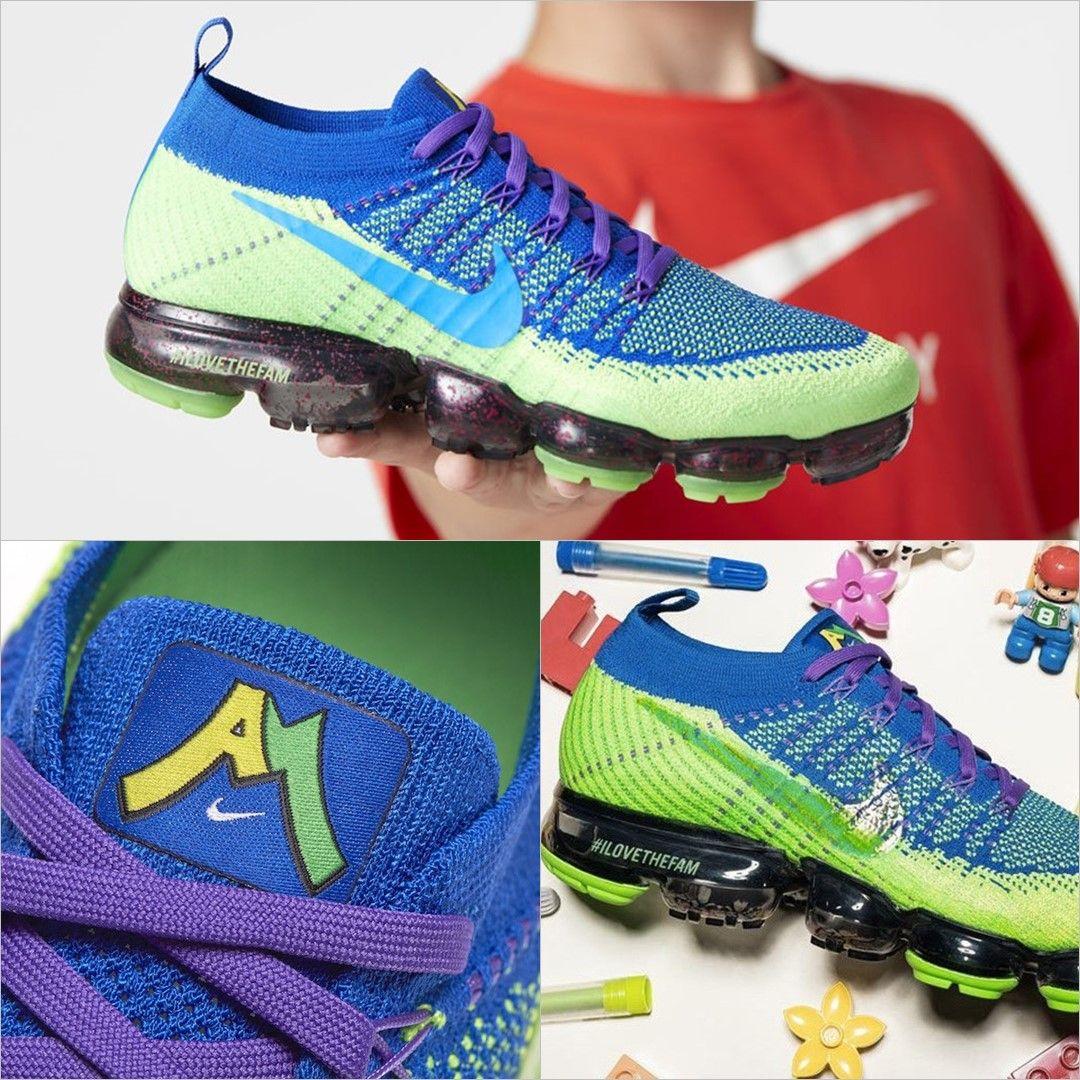 size 40 635e3 be7d2 Nike Air VaporMax Flyknit Doernbecher | Nike Shoes | Nike ...