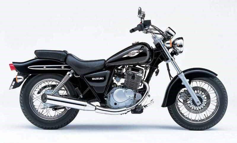 Suzuki Gz125 Marauder Motorcycle Review Side View Badassery