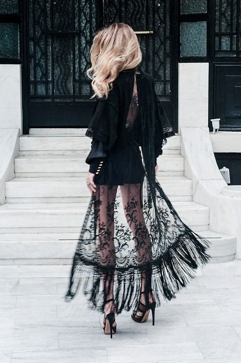 some seriously sexy lace...