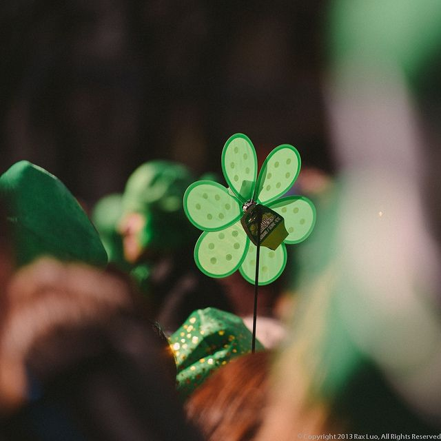 2013 St. Patrick's Day Parade Celebration @ Howe ... by 肥罗先森|Rax Luo, via Flickr